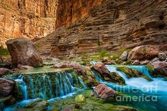 Havasu Creek, Grand Canyon, Arizona