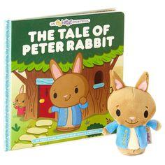 itty bittys® Peter Rabbit Stuffed Animals and Storybook Set