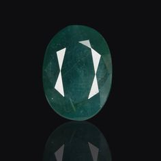 Welcome to        worldofgemsbyvijay        Product Details      Gem Type : Natural emerald  Number of stones : 1  Total Carat Weight : 9.52 Ct.  Measurements in MM :16.93 x 12.38 x 6.19 mm  Cut : oval  Color : green  Clarity : As shown in the picture  Treatment(s) :  As specified in certificate  IGI Certificate :Free  Origin :Zambia  Characteristics:Natural Inclusion(s) Pattern         Species :Natural…