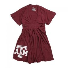Aggieland Outfitters - Texas Aggie Vneck Dress $35.99