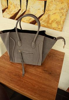 Handmade Genuine Leather Tote / Handbag / by sunmarkstudio