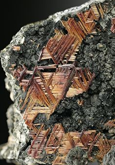 Sagenite on Chlorite - Bortelhorn area, Switzerland