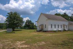 Shelby Creek Primitive Baptist Church In Scott County
