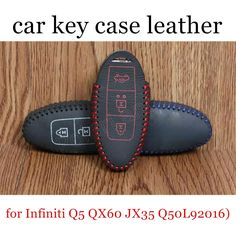 discount price car key case hand sewing leather car key cover fit for Infiniti Q5 QX60 JX35 Q50L92016) Q50(2014) QX6 QX70(2015) Q50, Infinity Suv, Key Covers, Key Case, Sewing Leather, Car Keys, Interior Accessories, Hand Sewing, Discount Price