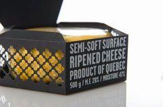 Du fromage à consommer en toute conscience  / Food . Graphisme . Packaging / étapes: design & culture visuelle