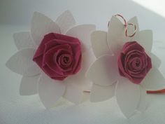 Circul Magic Shop: Tutorial 4 - Cum faci un trandafir prin metoda quilling