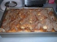 Grandma Maybees Koo Koo Bread Recipe