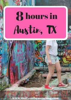 Have a day trip in Austin, TX? Click the pin for how to spend 8 hours in Austin Texas Roadtrip, Texas Travel, Travel Usa, Things To Do In Austin Tx, Weekend In Austin, New Orleans, Texas Bucket List, Las Vegas, Visit Texas
