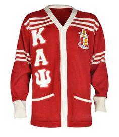 7e3773ef2e4d Kappa alpha psi ol  skool cardigan sweater Kappa Alpha Psi Paraphernalia