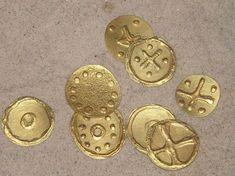 gouden muntstukken