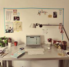 El escritorio de Marcela, de www.marcelina.typepad.com