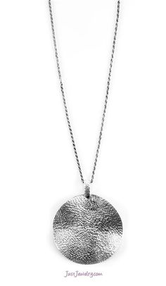 Disc-O Queen Necklace $24 (N-010025 - The Finishing Touch) pg. 8