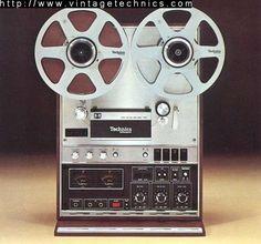 Technics RS-1530US - www.remix-numerisation.fr - Rendez vos souvenirs durables ! - Sauvegarde - Transfert - Copie - Digitalisation - Restauration de bande magnétique Audio - MiniDisc - Cassette Audio et Cassette VHS - VHSC - SVHSC - Video8 - Hi8 - Digital8 - MiniDv - Laserdisc - Bobine fil d'acier - Digitalisation audio