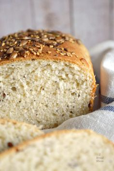Pan Bread, Bread Baking, Pain, Deli, Bakery, Healthy Recipes, Snacks, Cooking, Diabetes