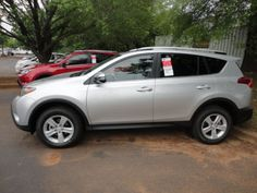 2014 Toyota RAV4 XLE SUV for sale in Huntsville for $27,893 with 11 miles.