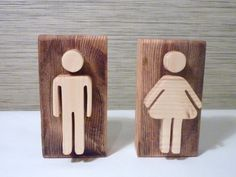Hey, I found this really awesome Etsy listing at https://www.etsy.com/listing/178384345/restaurant-bathroom-sign-wooden-decor