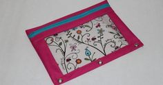 Some of the links in this post contains affiliate links and I will be compensated if you make a purchase after clicking on my links. This DIY School Supplies is for a binder pouch. The instructions are for a 3 … Read More