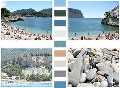 Kristopher K: Inspired Colour Palettes