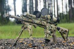 Multicam SPR AR15