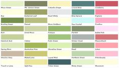 lowes paint color chart house paint color chart chip on lowes paint colors interior gray id=39396