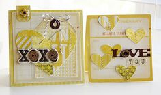 Crate Paper A Project by roree from our Scrapbooking Cardmaking Galleries originally submitted at AM Scrapbook Supplies, Scrapbook Cards, Scrapbooking Ideas, Card Making Inspiration, Making Ideas, Layout Inspiration, Love Cards, Diy Cards, Crate Paper