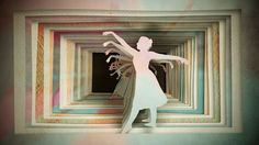 A Pablo Neruda Poem Comes To Life - Click visit to see the amazing ballet transform to a bird..