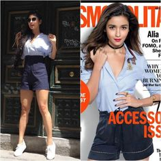 Fashion Faceoff: Mouni Roy and Alia Bhatt wore the same outfit, who do you think wore it better?