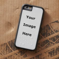 Make Your Own Tough Xtreme iPhone 6 Case. How to DIY iPhone 6 Case http://www.zazzle.com/cuteiphone6cases/iphone+6+cases?dp=252480905934073059&ps=120&cg=196639667158713580&rf=238478323816001889 #diy #iphone6 #case #photo #custom #customizable #option #creat #design #
