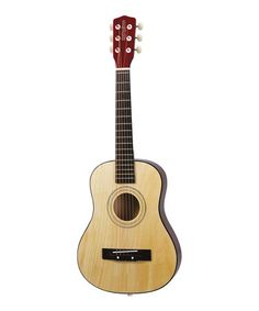 "This Rolling Stone 30"" Acoustic Guitar is perfect! #zulilyfinds"