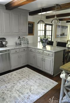 Idea, techniques, and quick guide when it comes to acquiring the finest outcome and also coming up with the maximum usage of Small Kitchen Renovation Kitchen Rug, Old Kitchen, Kitchen Chairs, Kitchen Decor, Kitchen Cabinets, Kitchen Countertops, 10x10 Kitchen, Soapstone Kitchen, Kitchen Ideas