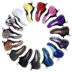 Nike air #foamposite one #sneakerhead
