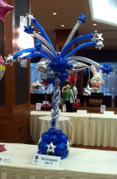 Centerpiece Competition at World Balloon Convention 2012 by Elegant Balloons