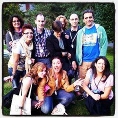 Foto di gruppo... Troppi da taggare!! cercatevi e dite ciiiiis #criccasocial #TA12 ...
