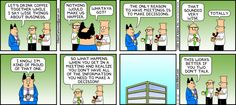 Dilbert comic strip for 11/24/2013 from the official Dilbert comic strips archive.