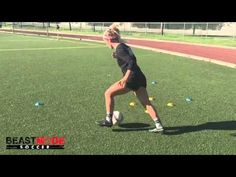 Soccer Fast Footwork and Moves | #FootworkFriday Episode 2 - YouTube