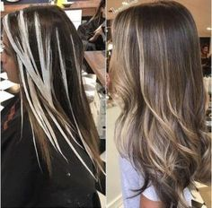 These balayage short hair truly are stylish. These balayage short hair truly are Brown Hair Balayage, Hair Color Balayage, Auburn Balayage, Balayage Highlights Brunette, Haircolor, Ash Brown Hair With Highlights, Sun Kissed Highlights, Partial Highlights, How To Balayage