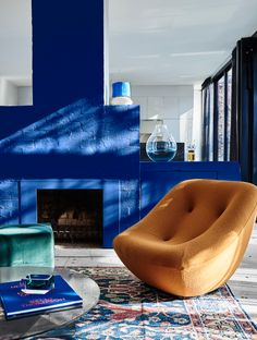 The 2020 Dulux Colour Forecast Is Revealed! (The Design Files) Dulux Blue, Dulux Paint Colours Blue, Dulux Natural White, Greenhouse Interiors, Blue Palette, Australia Photos, Interior Decorating, Interior Design, Decorating Ideas