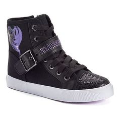 c492dfc0b720 Disney D-Signed Descendants Dragon Girls  Graphic High-Top Sneakers