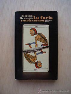 """Esta noche leemos """"La furia"""" de Silvina Ocampo."""