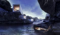 CGarchitect - Professional 3D Architectural Visualization User Community | Ontario Cliff House