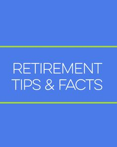 Saving and investing for retirement can be overwhelming. Here are a few tips on what you can do to reach your retirement goals.