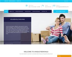 Unique Removals - Contact Us For Your Local Removals Quote Time Website, House Removals, How To Remove, Reading, Unique, The Reader, Reading Books