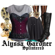 alyssa gardner polyvore - Google Search