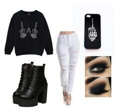 """""""Geen titel #180"""" by danikxx ❤ liked on Polyvore"""