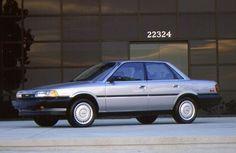 1989 Toyota Camry Information Toyota Camry Camry Toyota