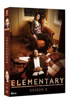 Elementary - Saison 2  - DVD NEUF SERIE TV
