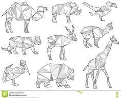 Resultado De Imagen Para Animales Papiroflexia Ilustracion Origami AnimalsAnimals