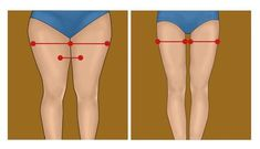 In order to successfully slim down thighs, watch the video that will show you how to do that, in just 12 minutes a day. As per the Mayo Clinic, one of the best and the most effective ways to burn e… Slim Down Thighs, Lean Thighs, Yoga Fitness, Fitness Tips, Video Fitness, Burn Thigh Fat, Legs Video, Best Leg Workout, Thigh Exercises