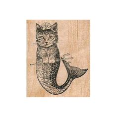 CAT MERMAID Rubber Stamp Ocean Stamp Cat Stamp Beach Stamp | Etsy Balloon Dog, Balloon Animals, Cat Lover Gifts, Cat Lovers, Japanese Stamp, Steampunk Clock, Stamp Collecting, Street Artists, Cute Photos