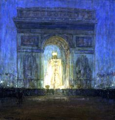 The Arch Henry Ossawa Tanner 1919